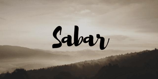 Renungan Harian: Kamis, 1 Agustus 2019 - Orang Kristen yang Sabar