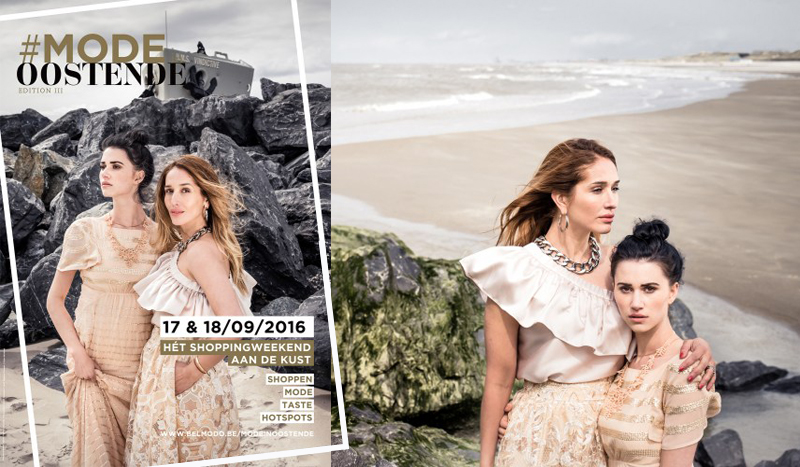 Anoukmeetsfashion event mode in oostende for Jansseune interieur