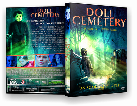 DVD Doll Cemetery 2019 - ISO