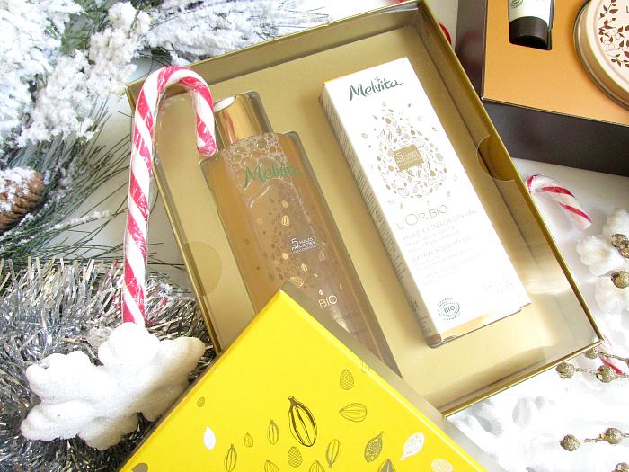 X-MAS Gift Guide: Melvita Weihnachtssets L'OR BIO Weihnachtsbox - 31.50 Euro
