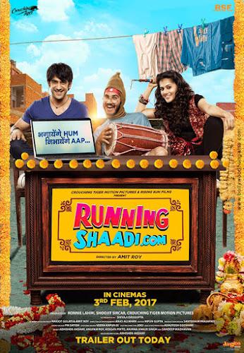 Running Shaadi.Com (2017) Movie Poster