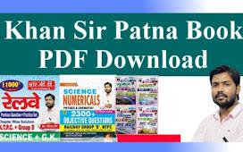 Khan sir Book pdf Free Download | Khan gs Research Center