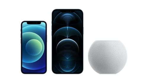 Apple allows ordering iPhone 12 Pro Max iPhone 12 Mini HomePod Mini