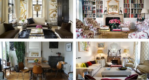 Parisian Home Décor Ideas For Your Stylish House Design