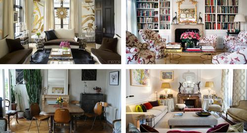 Home decor design catalog.