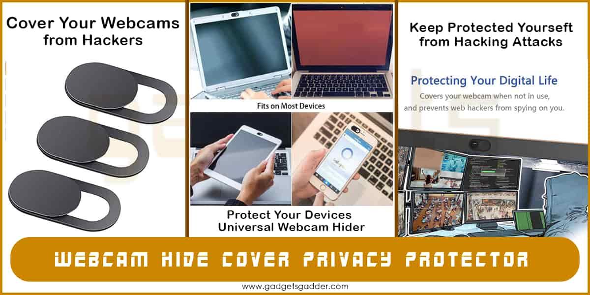 webcam hide cover