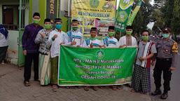 Waspada Covid-19, Yayasan NU Nurussalam Bagikan 1000 Masker dan 600 Takjil