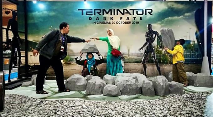 Terminator Dark Fate, Rev-9 yang Sulit Mati