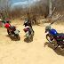 Polícia recupera três motos tomadas de assalto na zona rural de Santa Quitéria