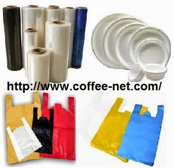 e87137527 مشروع بيع اكياس بلاستيك و الاطباق الفوم و شنط الهدايا و رولات تغليف الأطعمة.