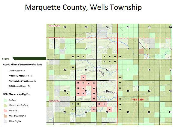 Keweenaw Now: Weyerhaeuser Co  requests state metallic