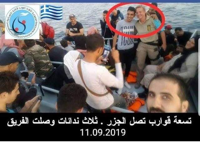 Frontex: Ένα Έγκλημα κατά της χώρας μας!