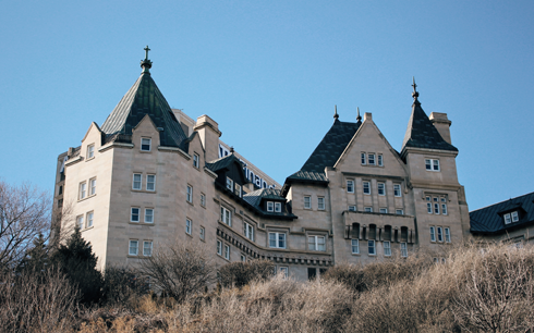 Hotel Macdonald Edmonton Alberta