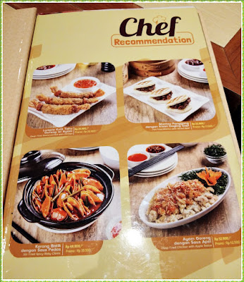 imperial kitchen menu