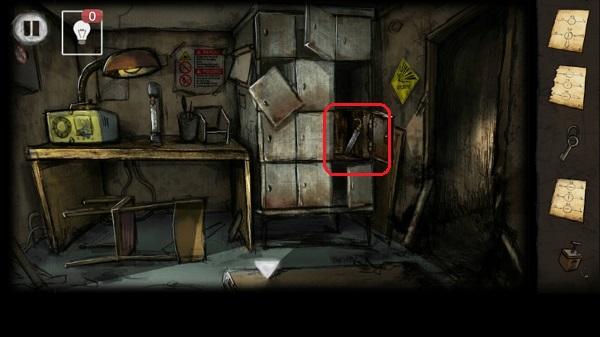 в ящике вытаскиваем детонатор в игре выход из заброшенной шахты
