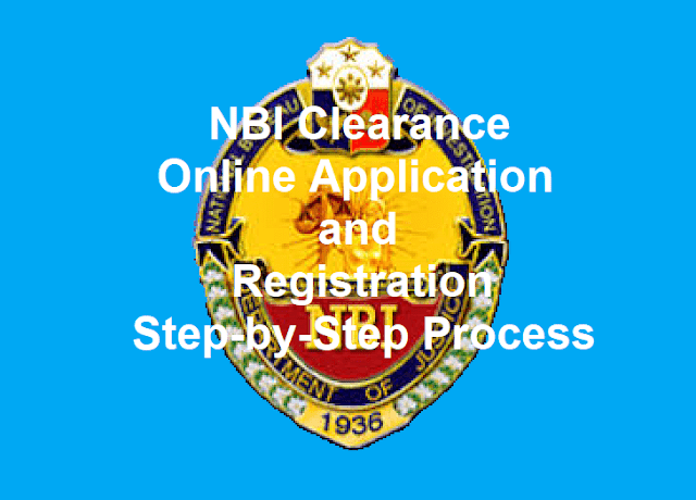 NBI Clearance Online Application and Registration, Easy to Follow Step-by-Step Guide