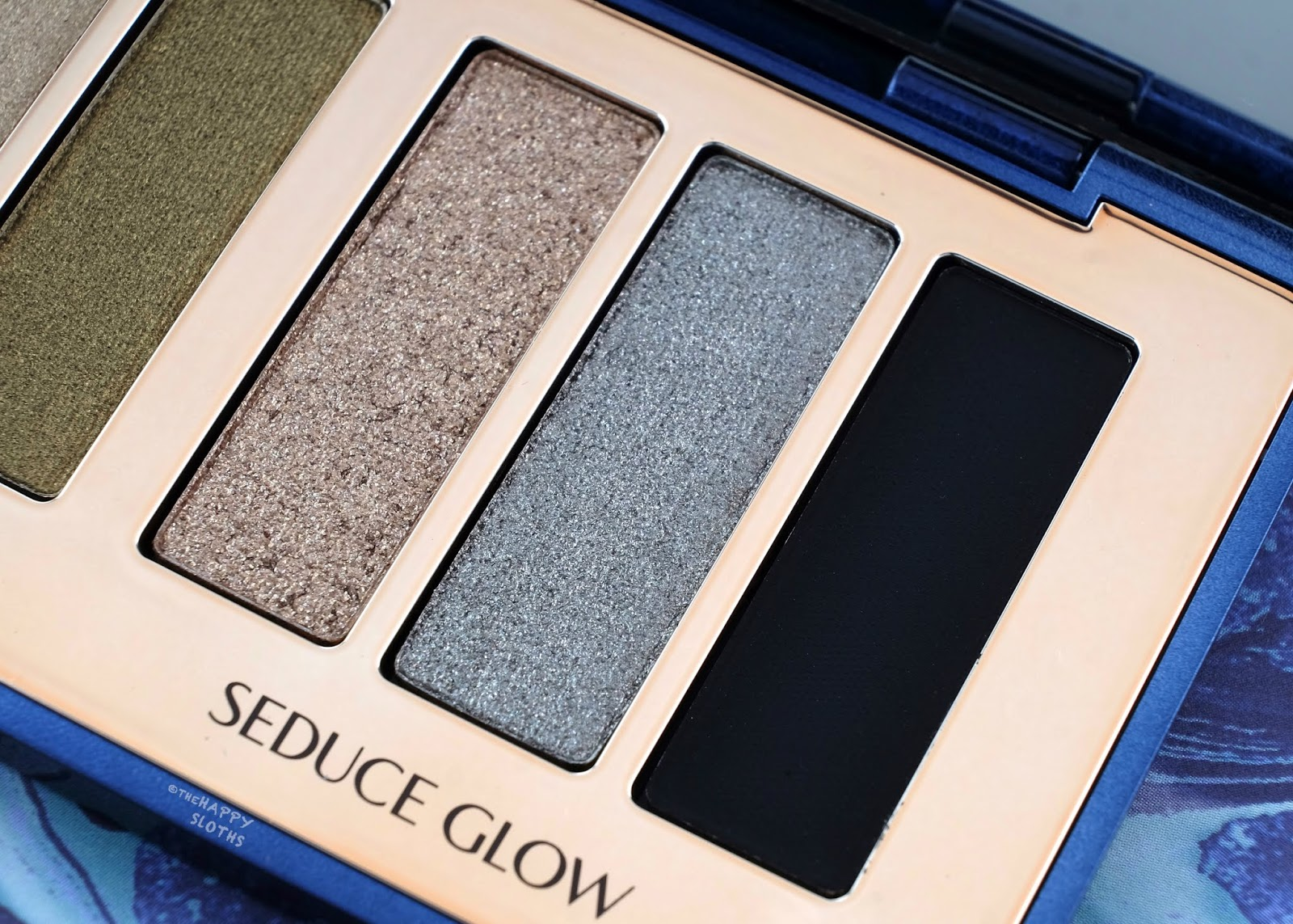 Charlotte Tilbury | Starry Eyes To Hypnotise Eyeshadow Palette | Seduce Glow: Review and Swatches