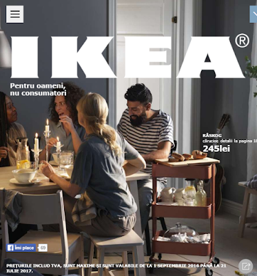 IKEA Romania catalog 2017