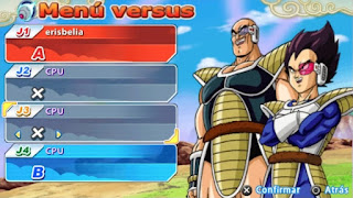 NUEVO ISO DBZ TTT MOD V2 MENÚ PERMANENTE  [FOR ANDROID Y PC PPSSPP]+DOWNLOAD