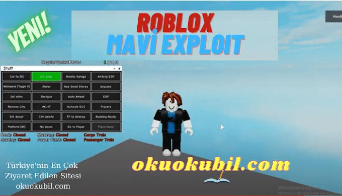 Roblox Mavi Exploit v2 Script Kodları İçin Injector Programı Türkçe