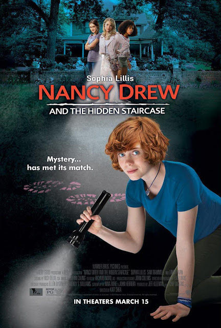Nancy Drew and the Hidden Staircase [2019] [1080p] [DA]