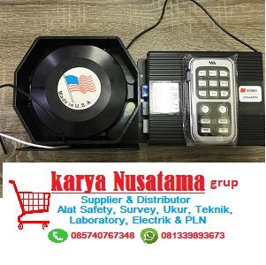 Jual Sirine Polisi Toa Wireless Federal Signal 200 Watt Untuk Patroli di Jawa Timur