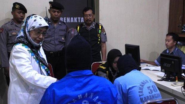 Dua tersangka kasus tewasnya Peserta Pendidikan Dasar (Diksar) Mahasiswa Pecinta Alam (Mapala) UII mengakui melakukan tindak kekerasan kepada juniornya
