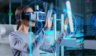 Virtual Reality Merupakan Bagian Dari Kecerdasan Buatan