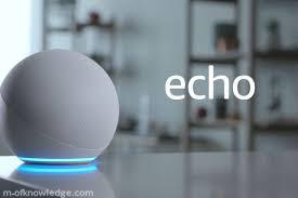أمازون Amazon تطلق الجيل الرابع من المساعد المنزلي الذكي ايكو Echo
