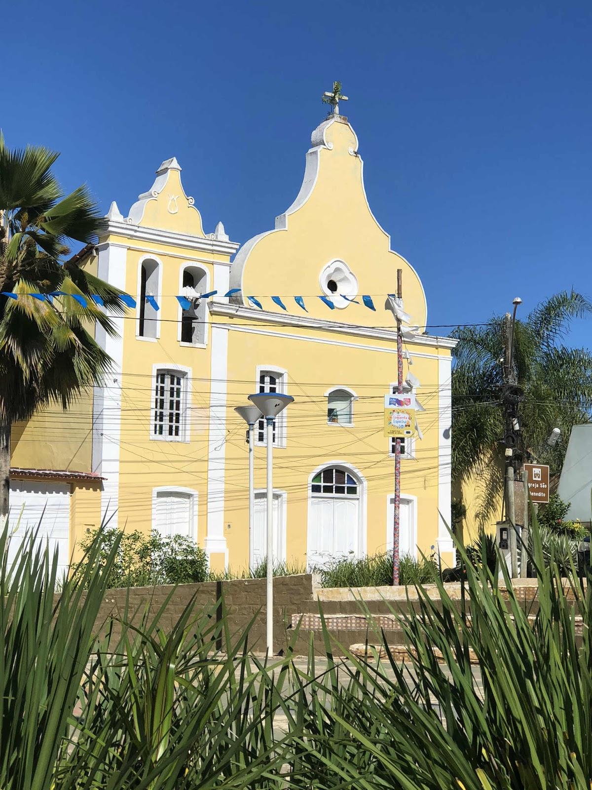 Igreja de São Benedito - Camamu