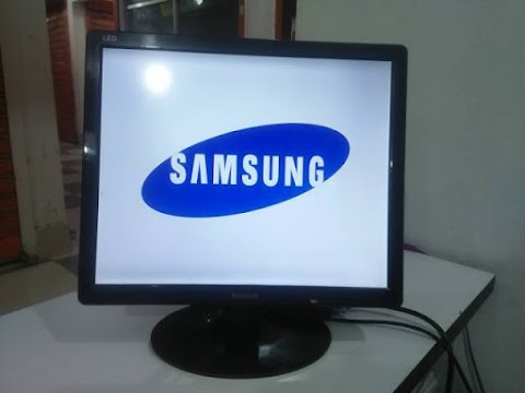 "TV Monitor Samsung 17"" Square Fresh"