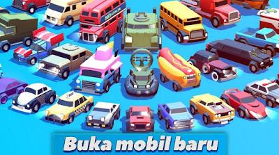 Ingin bermain secara Online dan Offline Crash of Cars v1.1.73 MOD APK Android Free Download (Money/Gems)