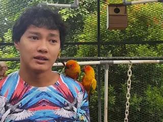 Biodata pemain Kecubit Cinta Sahabat Chantiq