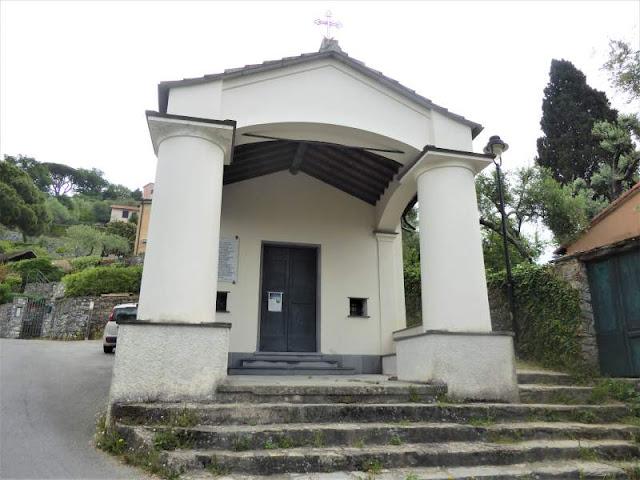 Cappella Sant'Isidoro Zoagli