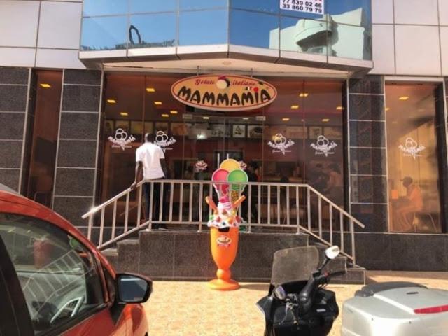 MAMMAAMIA CITE KEUR GUORGUI: Cuisine, recette, plat, glace, place, LEUKSENEGAL, Dakar, Sénégal, Afrique