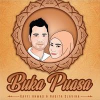 Lirik Lagu Raffi Ahmad & Nagita Slavina Buka Puasa