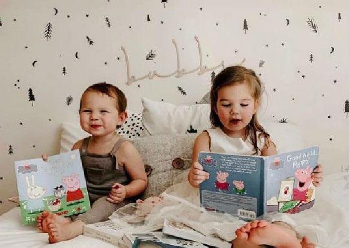 Acuesta a tu hijo siempre con un libro, y no con la televisión