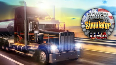Truck Simulator USA MOD APK + DATA Unlimited Money v2.2.0 for Android Hack Update 2018