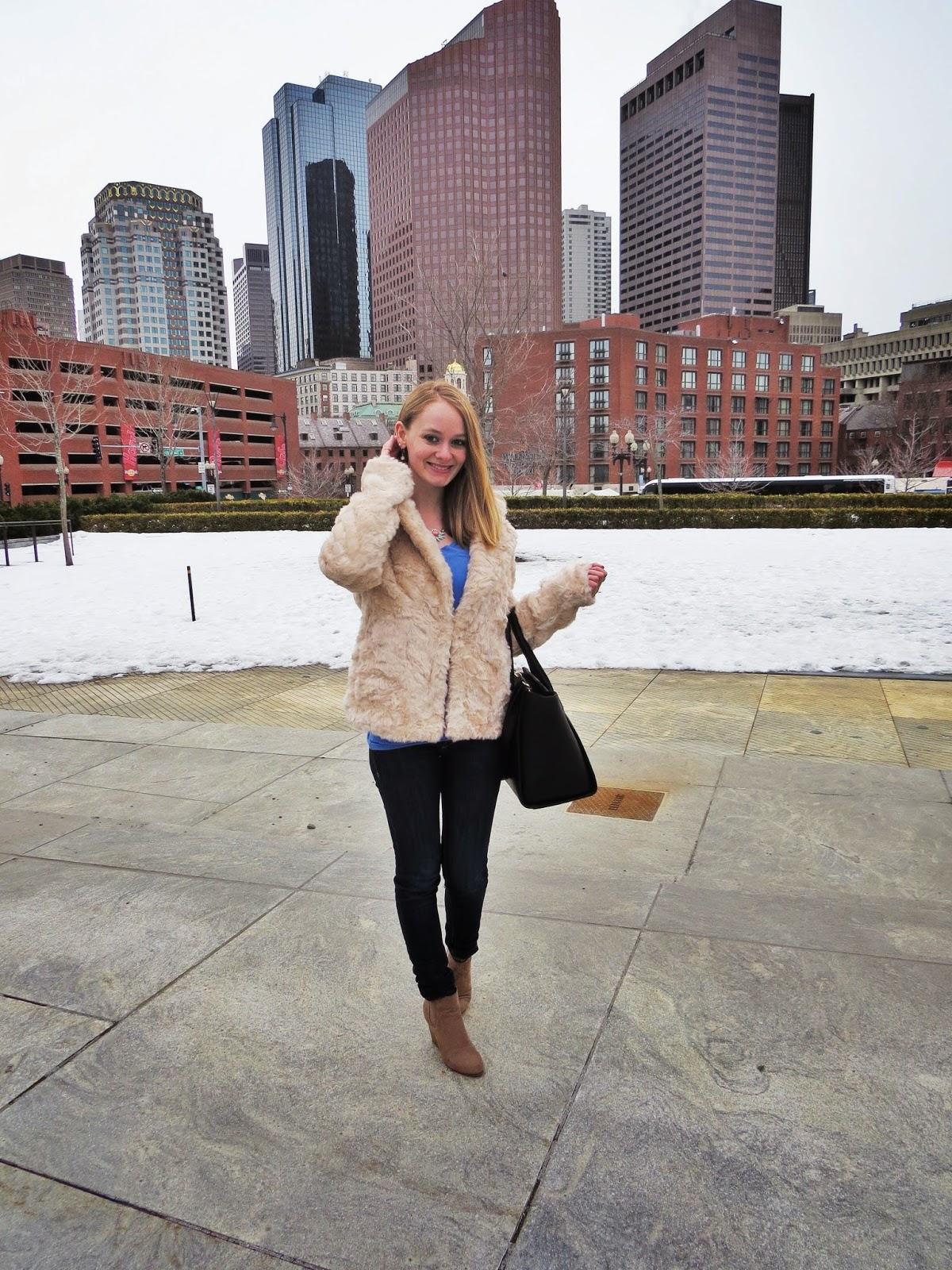 faux fur jacket 2015