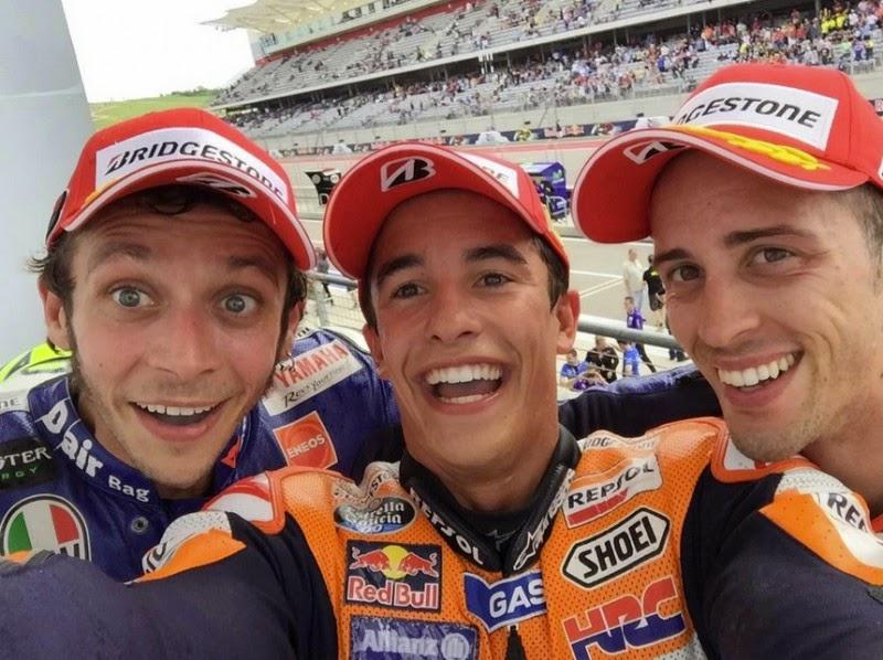 MotoGP Amerika : Ducati lebih superior dibanding Yamaha