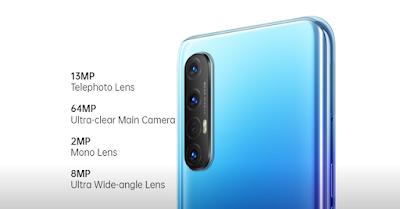 Oppo Reno 3 Pro Camera