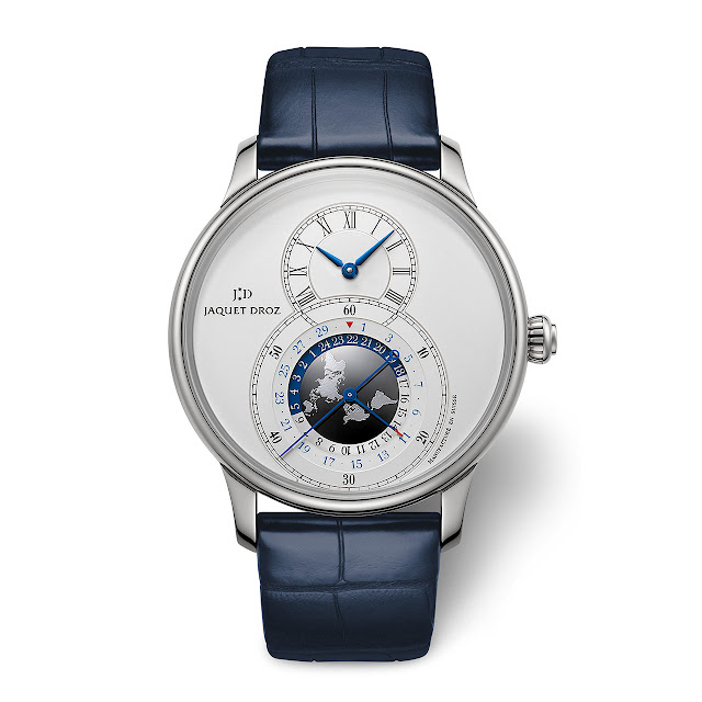 Jaquet Droz Grande Seconde Dual Time ref J016030241