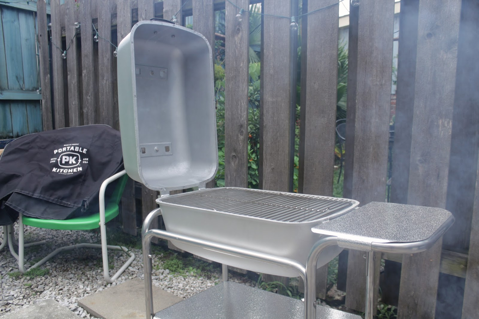 Pk Grills Portable Kitchen