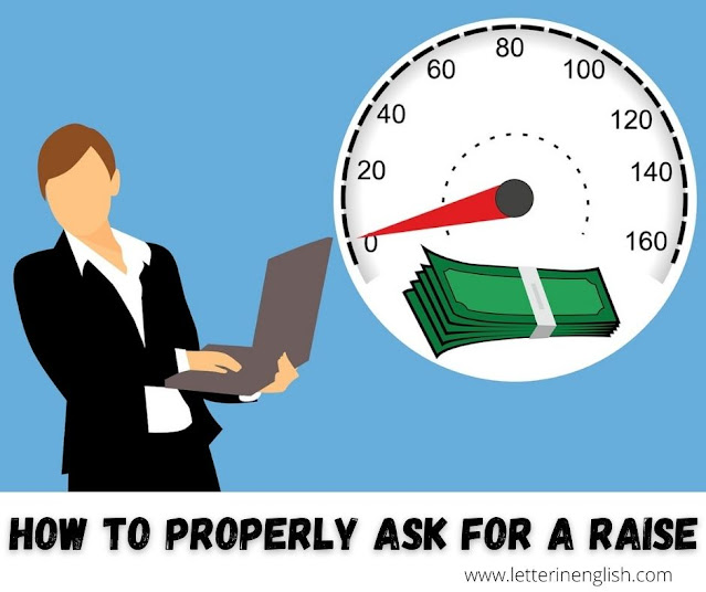 how to properly ask for a raise in salary