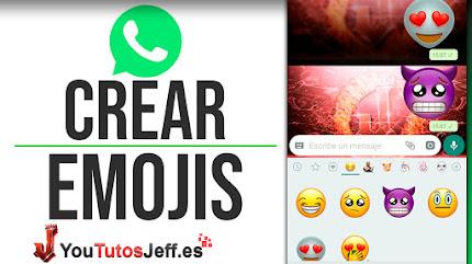 Como Crear Emojis Sin Programas - Nuevos Emojis para Whatsapp