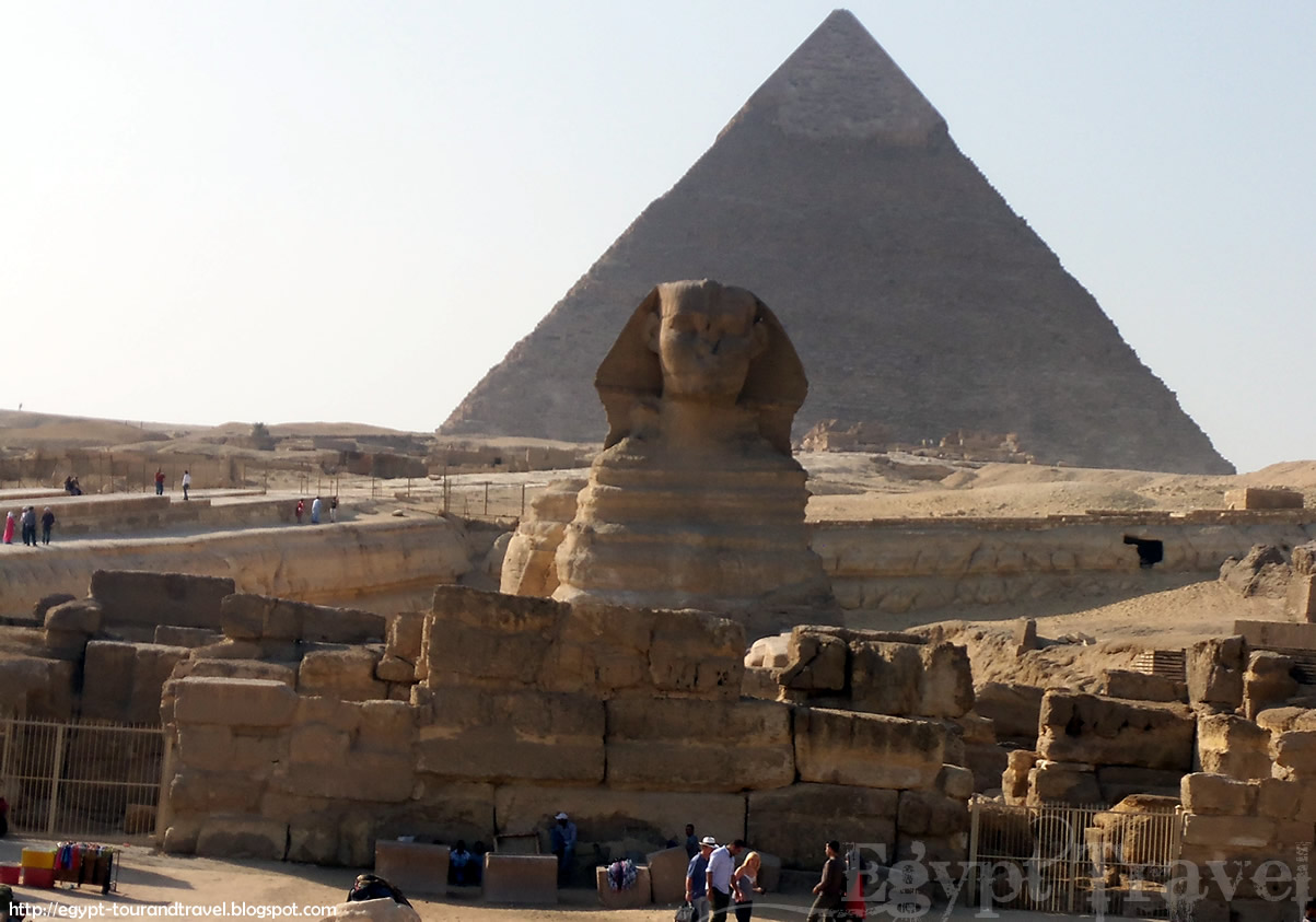 Egypt Travel The Great Sphinx Of Giza