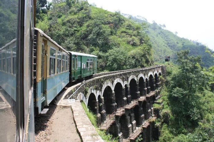 toy train, shimla, Best Places for Honeymoon in India