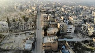 Kota Terbesar Kedua di Idlib Jatuh ke Tangan Rezim Syiah Nushairiyah