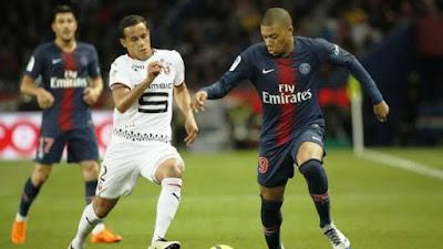 مشاهدة مباراة مباراة باريس سان جيرمان ورين