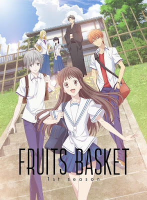 Fruits Basket (2019) Key Visual